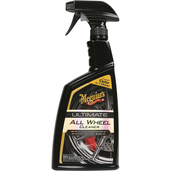 Meguiar's Ultimate All Wheel Cleaner 709mL, , scanz_hi-res