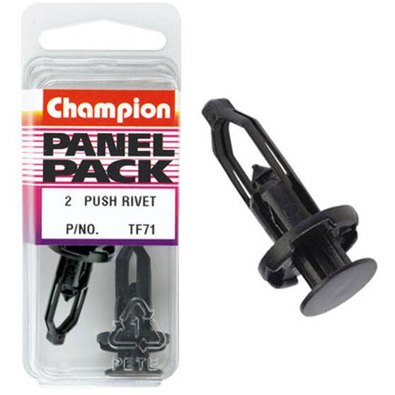 Champion Push Rivet - Long, Panel Pack, , scanz_hi-res