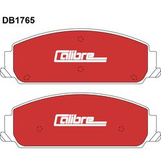 Calibre Disc Brake Pads DB1765CAL, , scanz_hi-res