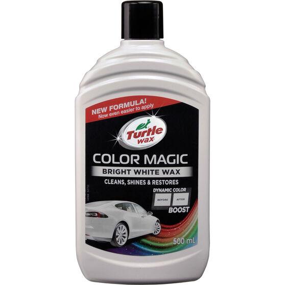 Turtle Wax Color Magic Polish White - 500mL, , scanz_hi-res
