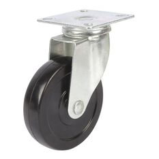 SCA Castor Wheel - 100 x 25.5mm, Heavy Duty, Swivel, , scanz_hi-res