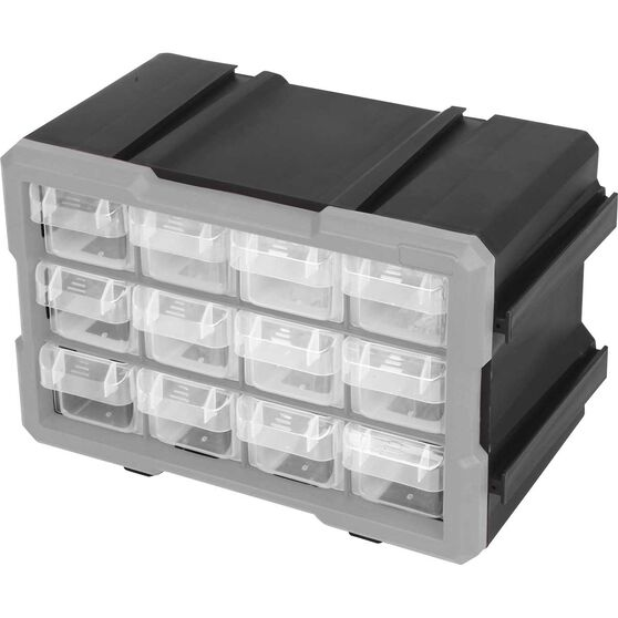 ToolPRO Connectable Organiser - 12 Drawer, , scanz_hi-res