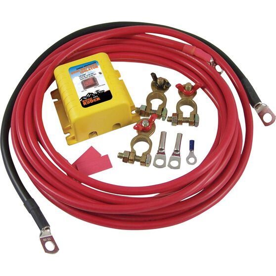 12v Dual Battery Isolator Kit, , scanz_hi-res