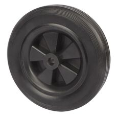 SCA Wheel Plastic Rim - 120 x 30mm, Rubber, , scanz_hi-res