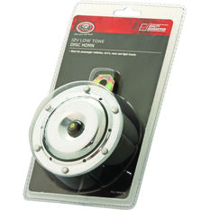 SCA 12V Disc Horn - Low Tone, , scanz_hi-res