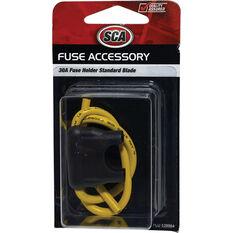 SCA Fuse Holder Standard Blade, , scanz_hi-res
