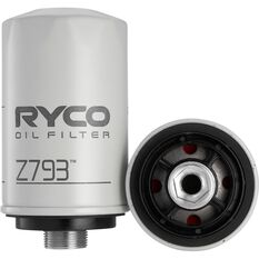 Ryco Oil Filter - Z793, , scanz_hi-res