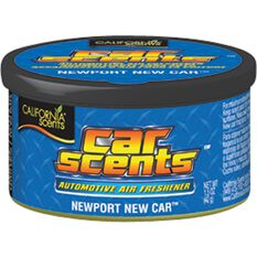 California Scents Car Scents Air Freshener - New Car, 42g, , scanz_hi-res