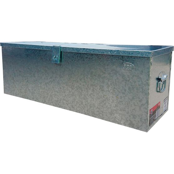 SCA Galvanised Tool Box 165 Litre, , scanz_hi-res