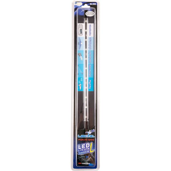 Aerpro Thin Light LED - White, 12 inch, , scanz_hi-res