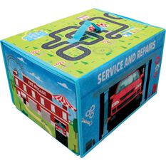 Foldable Storage Box with play mat, , scanz_hi-res