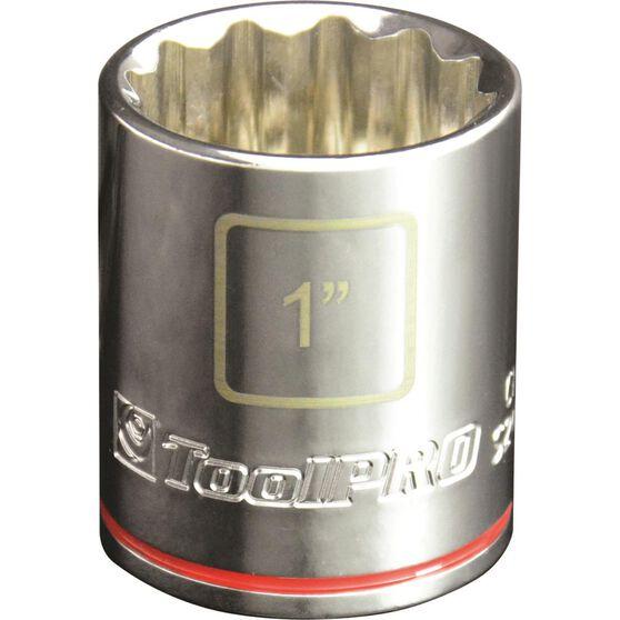 "ToolPRO Single Socket - 1/2"" Drive, 1"", , scanz_hi-res"