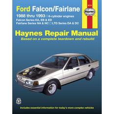 Haynes Car Manual For Ford Falcon / Fairlane 1988-1993 - 36731, , scanz_hi-res