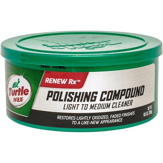 Turtle Wax Polishing Compound 298g, , scanz_hi-res