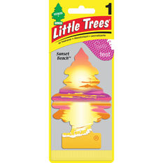 Little Trees Air Freshener - Sunset Beach, , scanz_hi-res