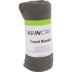 Cabin Crew Travel Blanket - Grey, , scanz_hi-res