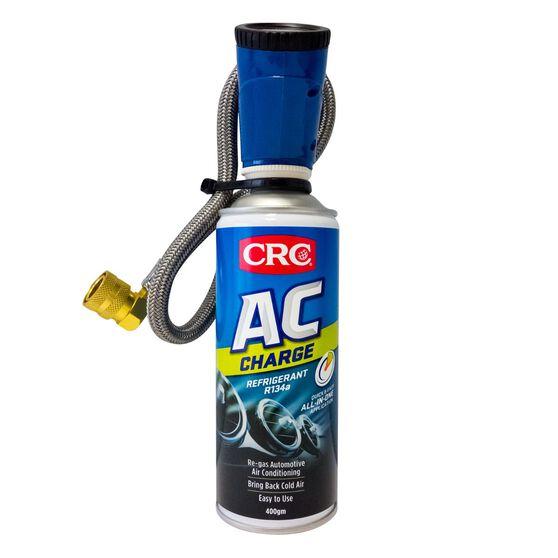 CRC AC Charge Refrigerant R134a Refill & Hose - 400g