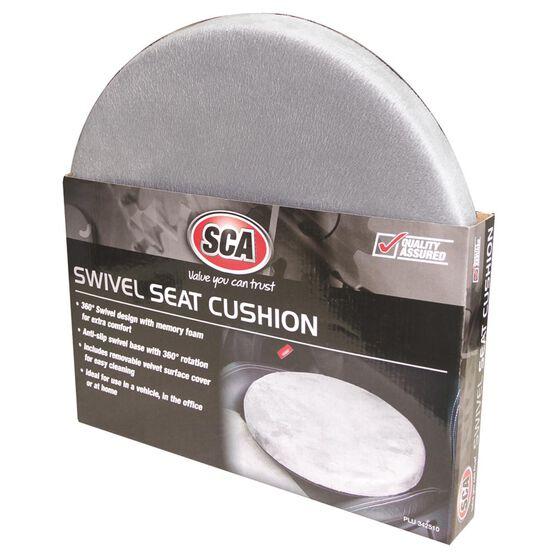 SCA Swivel Seat Cushion - Grey Single, , scanz_hi-res
