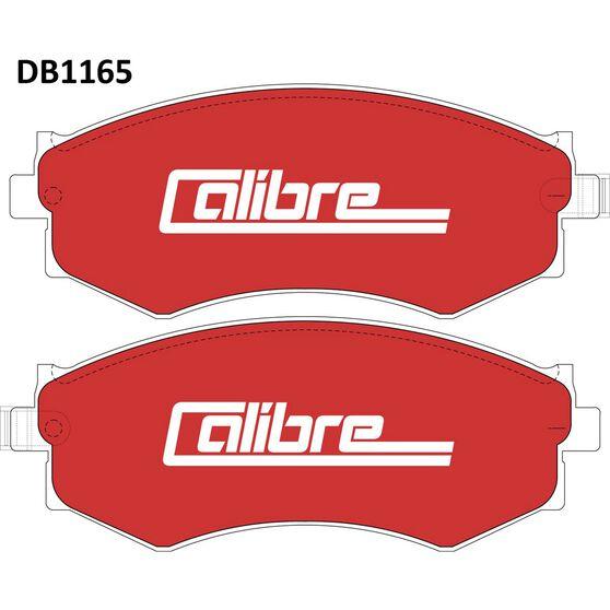 Calibre Disc Brake Pads DB1165CAL, , scanz_hi-res