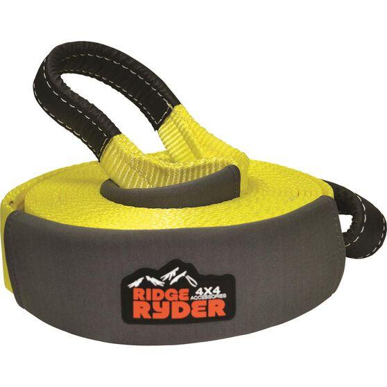 Ridge Ryder 4WD Snatch Strap - 9m, 11000kg, , scanz_hi-res