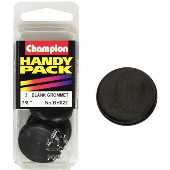 Blanking Grommet - 7/8, Handy Pack, , scanz_hi-res