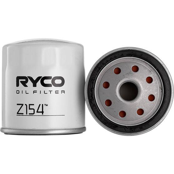 Ryco Oil Filter - Z154, , scanz_hi-res