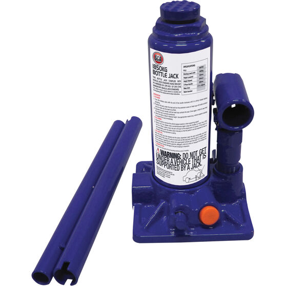 SCA Bottle Jack and Car Stands Pack, 3 Piece, , scanz_hi-res