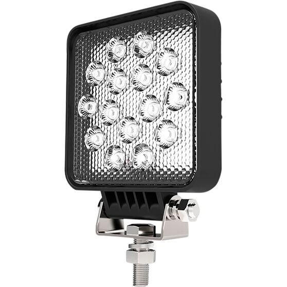 SCA Square Work Lamp - LED, 5.5inch, 15W, , scanz_hi-res
