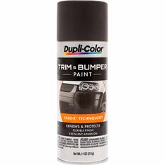 Dupli-Color Bumper Coating Aerosol Paint - Dark Charcoal, 311g, , scanz_hi-res