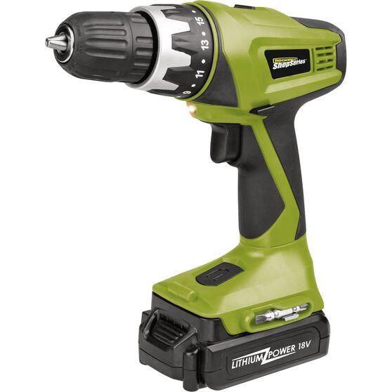 Rockwell ShopSeries Cordless Drill - 18V Li-Ion, , scanz_hi-res