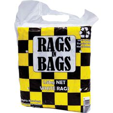 Rags in Bags White Cleaning Cloth 1.5kg, , scanz_hi-res