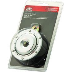 SCA 12V Disc Horn - Low Tone, , scanz_hi-res