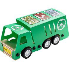 Stanley Jnr Build Kit - Recycling Truck, Small, , scanz_hi-res