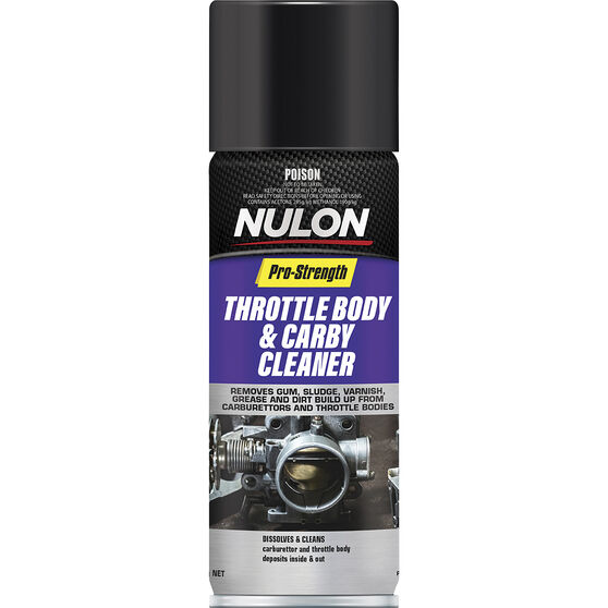 Nulon Throttle Body and Carby Cleaner - 400g, , scanz_hi-res