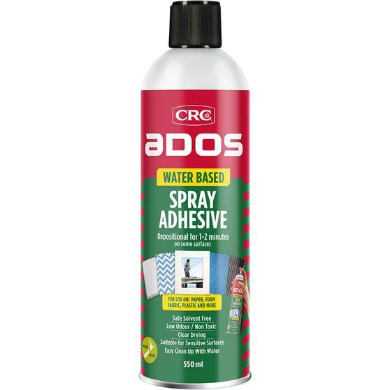 ADOS Spray Adhesive - Water Based, 550ml, , scanz_hi-res