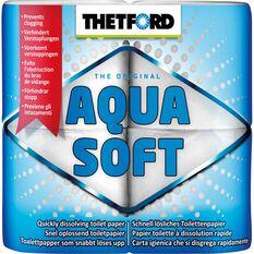 Thetford Toilet Paper - Dissolving, 4 Pack, , scanz_hi-res