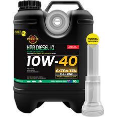 HPR Diesel 10 Engine Oil - 10W-40, 10 Litre, , scanz_hi-res