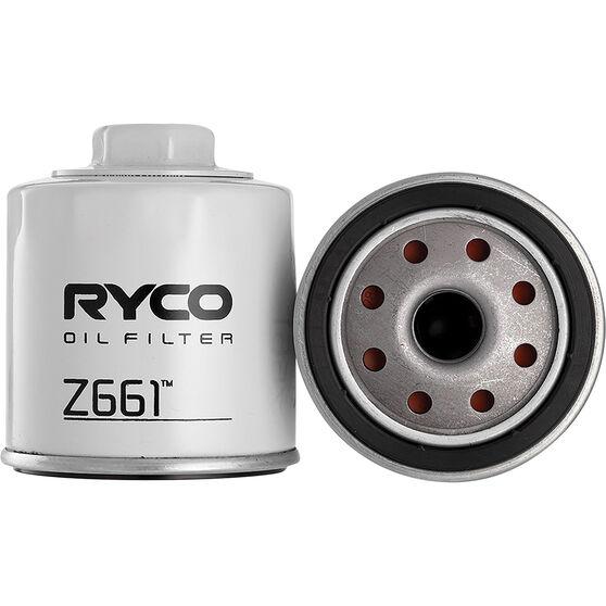 Ryco Oil Filter Z661, , scanz_hi-res