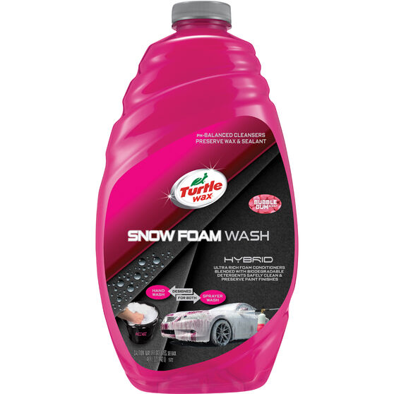 Turtle Wax Hyb Snow Foam Wash 1.2 Litre, , scanz_hi-res