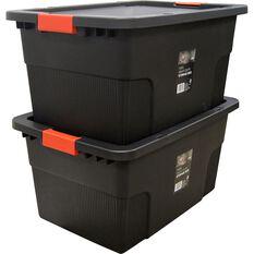 SCA Heavy Duty Storage Box 100 Litre, , scanz_hi-res