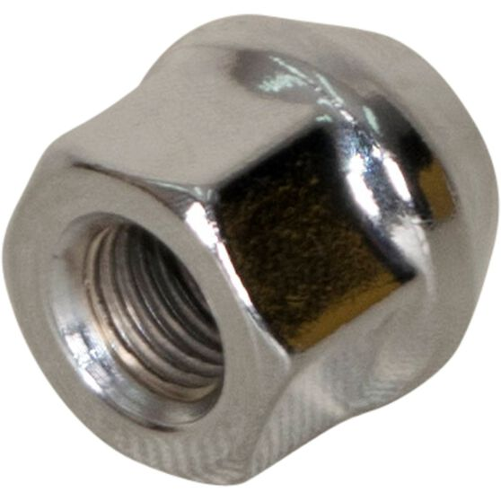 Calibre Wheel Nuts, Tapered Open End, Chrome - OEN716, 7 / 16inch, , scanz_hi-res