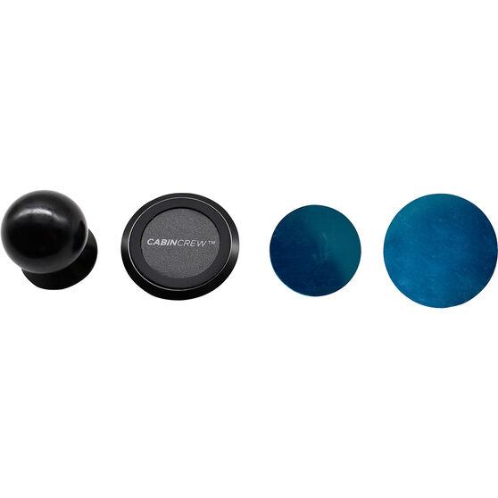 Cabin Crew Phone Holder - Dash Mount, Magnetic, Black, , scanz_hi-res