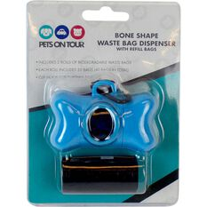 Pets on Tour Waste Bag Holder, , scanz_hi-res