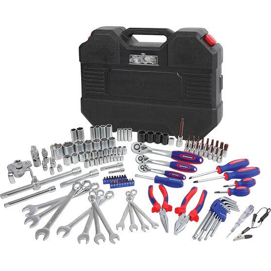 WORKPRO Tool Kit - 123 Piece, , scanz_hi-res