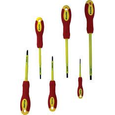 ToolPro Electrical Screwdriver Set - 6 Piece, , scanz_hi-res