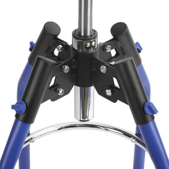 ToolPRO Adjustable Workshop Stool - Blue, , scanz_hi-res