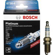 Bosch Platinum Spark Plug 6730-4 4 Pack, , scanz_hi-res