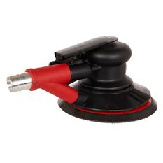 Air Sander With Vacuum - 6 150mm, , scanz_hi-res
