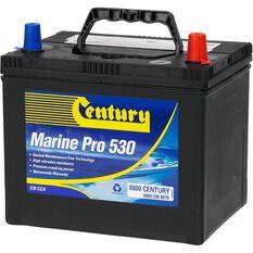 Century Marine Battery - M57MF, 530CCA, , scanz_hi-res