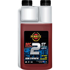 Penrite MC-2 Semi Synthetic Motorcycle Oil - 1 Litre, , scanz_hi-res